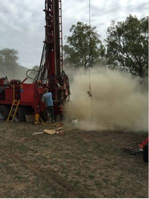 Picture,Image ,Kroghie's Drilling,waterbores Queensland, drilling a water bore in Kilkivan Queensland,water bore driller Queensland,drilling for water in Queensland